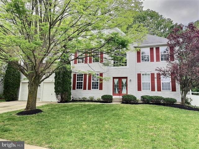 73 Creekwood Drive, BORDENTOWN, NJ 08505 (#NJBL396544) :: The Mike Coleman Team