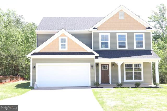 401 Breezewood Way, LOUISA, VA 23093 (#VALA123138) :: Corner House Realty