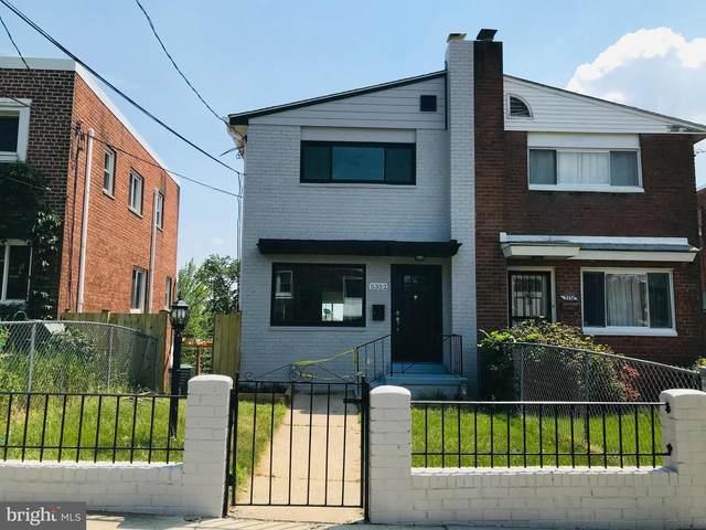 5352 Chillum Place NE, WASHINGTON, DC 20011 (#DCDC519438) :: Bowers Realty Group