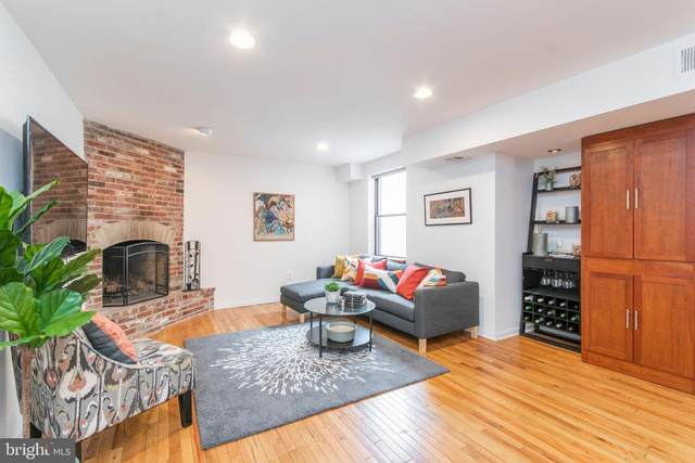 319 Monroe Street #3, PHILADELPHIA, PA 19147 (#PAPH1012096) :: The Dailey Group