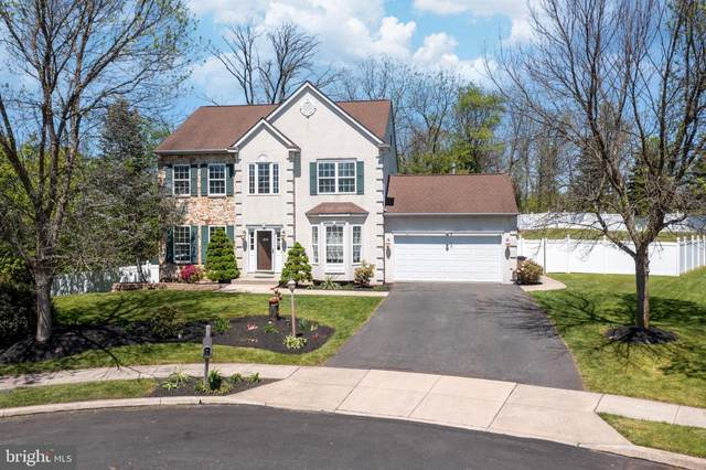 50 Ashley Circle, GILBERTSVILLE, PA 19525 (#PAMC691432) :: The Mike Coleman Team