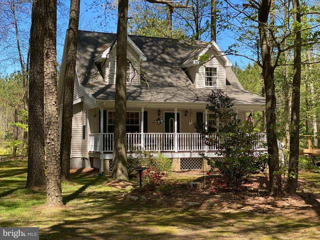 3919 Paw Paw Creek Road, SNOW HILL, MD 21863 (#MDWO122118) :: The Riffle Group of Keller Williams Select Realtors