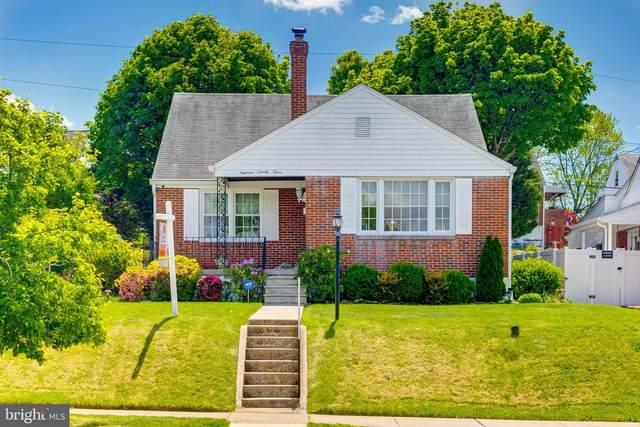 1823 Ellinwood Road, BALTIMORE, MD 21237 (#MDBC527552) :: Dart Homes