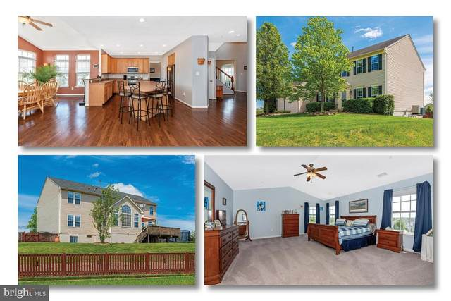 598 Timbermill Court, EMMITSBURG, MD 21727 (#MDFR281768) :: ExecuHome Realty