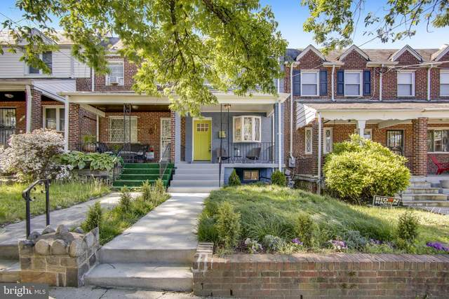 35 Buchanan Street NE, WASHINGTON, DC 20011 (#DCDC519690) :: Colgan Real Estate
