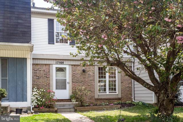 17505 Longview Lane, OLNEY, MD 20832 (#MDMC756104) :: Dart Homes