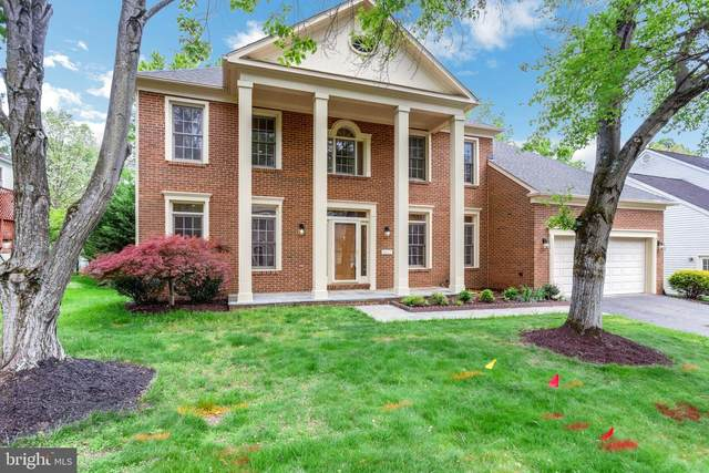 15117 Gravenstein Way, NORTH POTOMAC, MD 20878 (#MDMC756114) :: Potomac Prestige