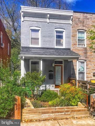3910 Elm Avenue, BALTIMORE, MD 21211 (#MDBA549280) :: ExecuHome Realty