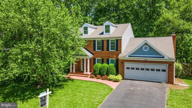 13902 Marblestone Drive, CLIFTON, VA 20124 (#VAFX1197832) :: Dart Homes