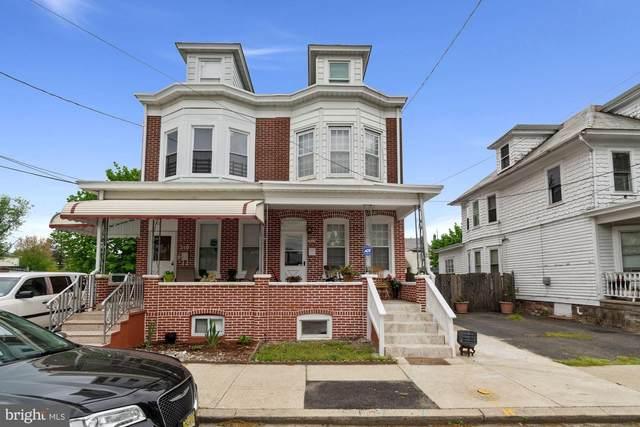 317 Columbus Avenue, TRENTON, NJ 08629 (#NJME311768) :: Ramus Realty Group