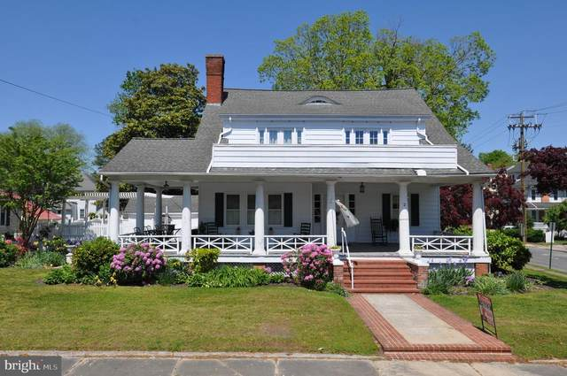 2 2ND Street, POCOMOKE CITY, MD 21851 (#MDWO122136) :: The Riffle Group of Keller Williams Select Realtors