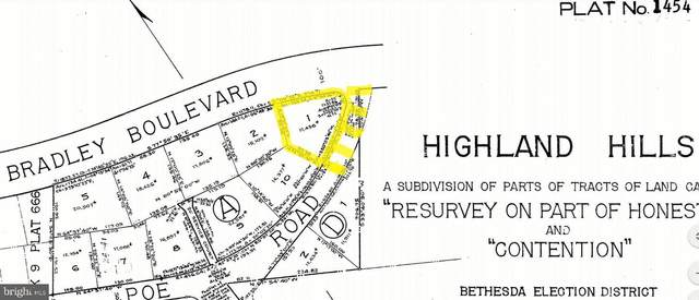 6200 Bradley Boulevard, BETHESDA, MD 20817 (#MDMC756196) :: Potomac Prestige