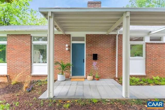 901 2ND Street SE, CHARLOTTESVILLE, VA 22902 (#616956) :: Colgan Real Estate