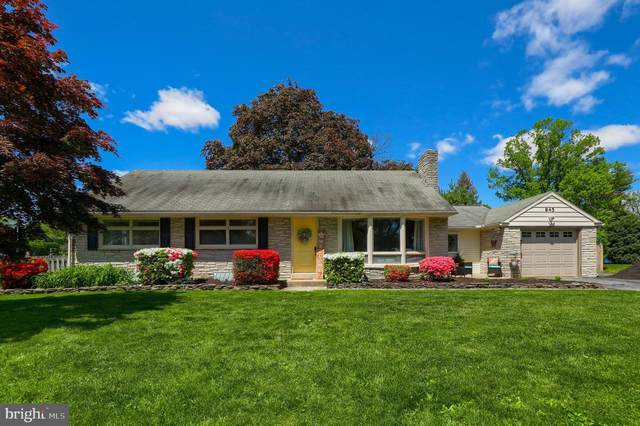 845 Robin Road, LANCASTER, PA 17601 (#PALA181480) :: Realty ONE Group Unlimited