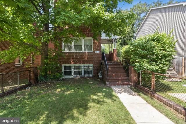 3344 D Street SE, WASHINGTON, DC 20019 (#DCDC519876) :: Jacobs & Co. Real Estate