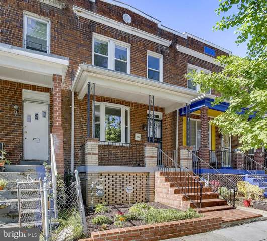 1653 Rosedale Street NE, WASHINGTON, DC 20002 (#DCDC519884) :: Bruce & Tanya and Associates