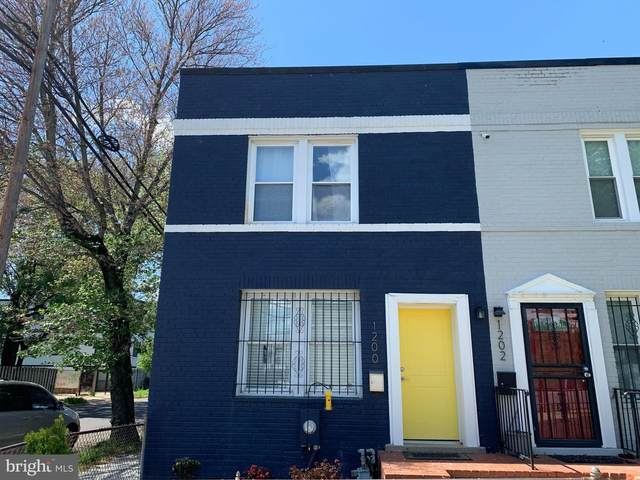 1200 16TH Street NE, WASHINGTON, DC 20002 (#DCDC519968) :: Corner House Realty