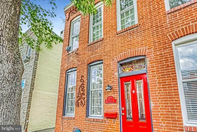 711 S Bouldin Street, BALTIMORE, MD 21224 (#MDBA549502) :: Corner House Realty