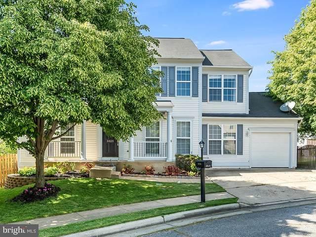 3325 Mountain Laurel Loop, DUMFRIES, VA 22026 (#VAPW521592) :: Sunrise Home Sales Team of Mackintosh Inc Realtors