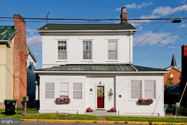 5378 Main Street, STEPHENS CITY, VA 22655 (#VAFV163870) :: Dart Homes