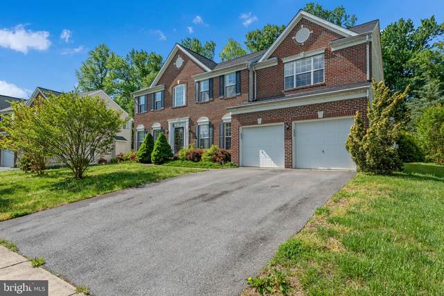 14813 Darbydale Drive, BOWIE, MD 20721 (#MDPG605326) :: Tom & Cindy and Associates