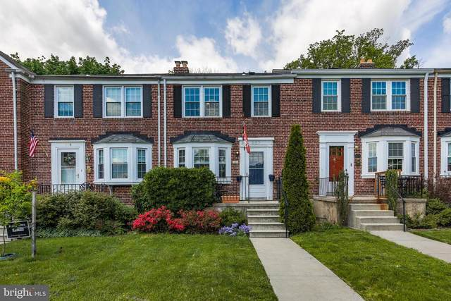 307 Old Trail Road, BALTIMORE, MD 21212 (#MDBC527860) :: Bruce & Tanya and Associates