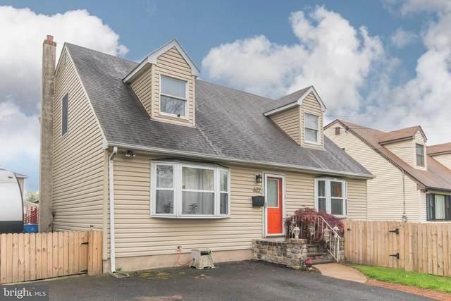 622 Harris Avenue, CROYDON, PA 19021 (#PABU526590) :: REMAX Horizons