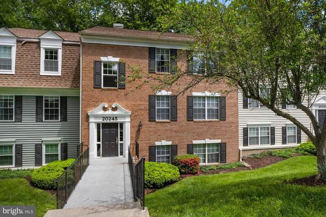 20245 Shipley Terrace 302-4A, GERMANTOWN, MD 20874 (#MDMC756706) :: Bruce & Tanya and Associates