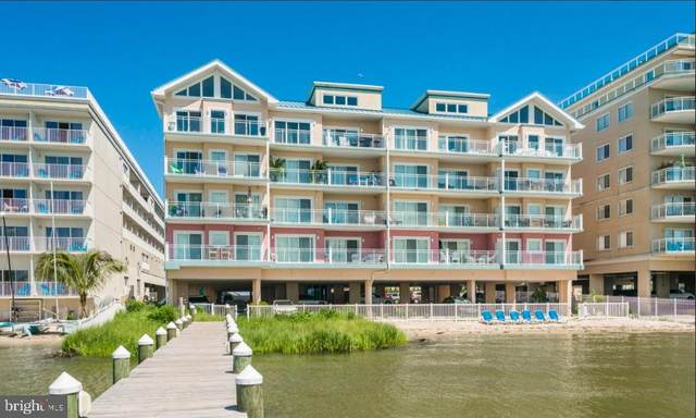 4603 Coastal Highway #109, OCEAN CITY, MD 21843 (#MDWO122214) :: The Allison Stine Team