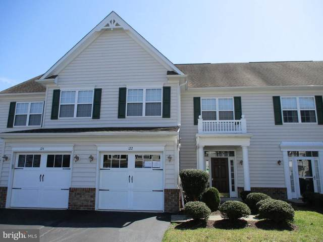 122 Sandridge Court, MILLSBORO, DE 19966 (#DESU182446) :: Ramus Realty Group