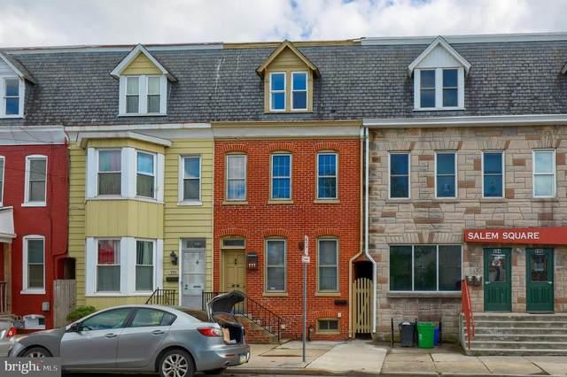 592 W Princess Street, YORK, PA 17401 (#PAYK157780) :: Iron Valley Real Estate