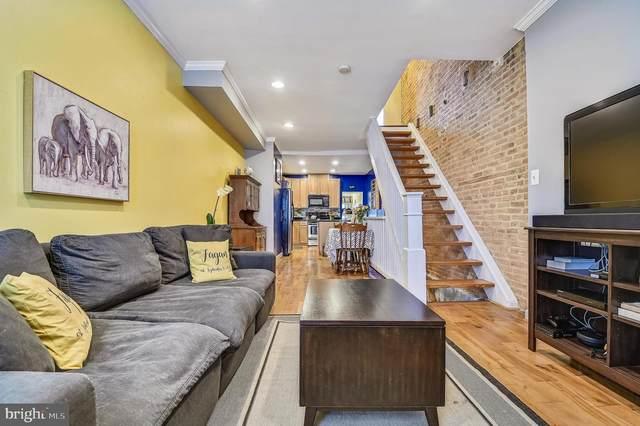 1705 S Hanover Street, BALTIMORE, MD 21230 (#MDBA549774) :: Ram Bala Associates | Keller Williams Realty