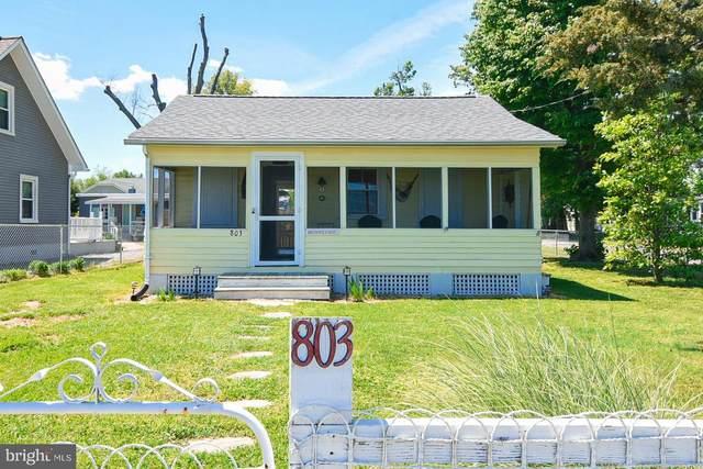 803 Irving Avenue, COLONIAL BEACH, VA 22443 (#VAWE118370) :: Dart Homes