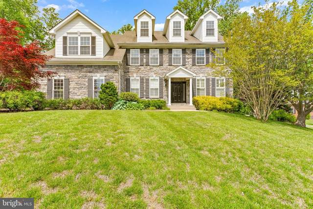 1519 Larkspur Court, HUNTINGTOWN, MD 20639 (#MDCA182742) :: AJ Team Realty