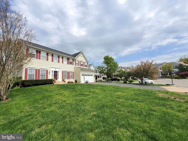 8889 Whitchurch Court, BRISTOW, VA 20136 (#VAPW521862) :: Jacobs & Co. Real Estate