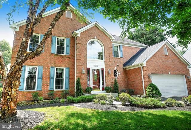 1810 Bayonne Court, BEL AIR, MD 21015 (#MDHR259684) :: Boyle & Kahoe Real Estate