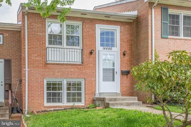 14446 Belvedere Drive, WOODBRIDGE, VA 22193 (#VAPW521908) :: Crews Real Estate