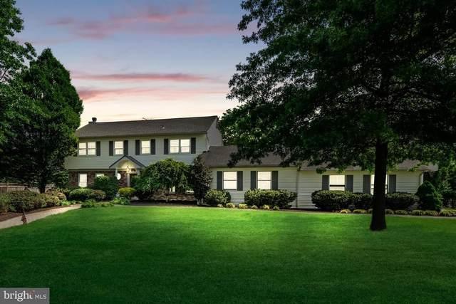 55 Brophy Drive, EWING, NJ 08638 (#NJME312046) :: Rowack Real Estate Team