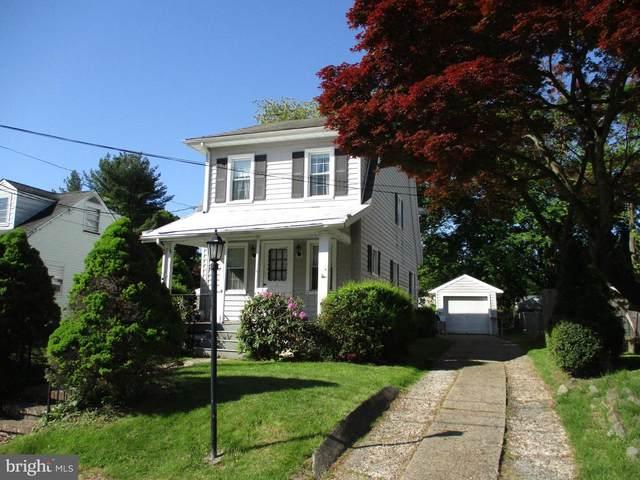 817 President Avenue, LAWRENCE TOWNSHIP, NJ 08648 (#NJME312066) :: Rowack Real Estate Team