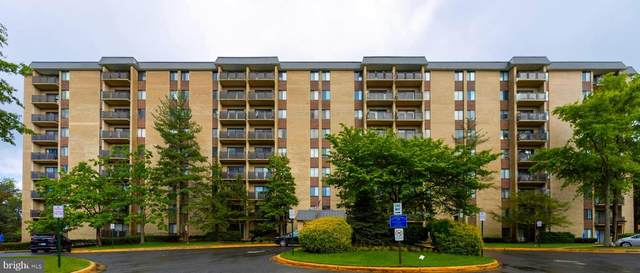 3101 S Manchester Street #517, FALLS CHURCH, VA 22044 (#VAFX1199400) :: Arlington Realty, Inc.