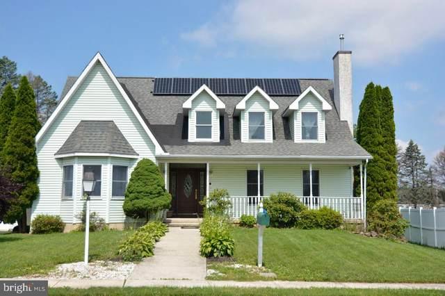 300 Beckley Street, WERNERSVILLE, PA 19565 (#PABK377148) :: Iron Valley Real Estate