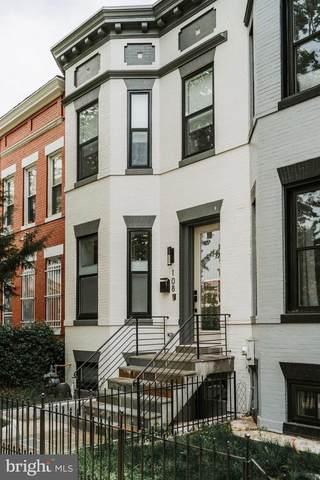 108 Q Street NW, WASHINGTON, DC 20001 (#DCDC520616) :: The Dailey Group