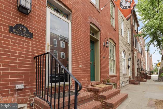 1458 William Street, BALTIMORE, MD 21230 (#MDBA550102) :: AJ Team Realty