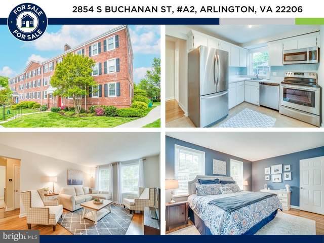 2854 S Buchanan Street A2, ARLINGTON, VA 22206 (#VAAR181082) :: Jacobs & Co. Real Estate