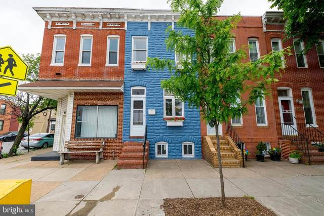 1402 E Fort Avenue, BALTIMORE, MD 21230 (#MDBA550128) :: New Home Team of Maryland
