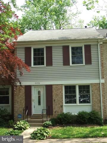 6306 Draco Street, BURKE, VA 22015 (#VAFX1199660) :: Sunrise Home Sales Team of Mackintosh Inc Realtors