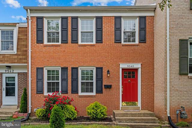 9540 Covington Place, MANASSAS, VA 20109 (#VAPW522072) :: AJ Team Realty