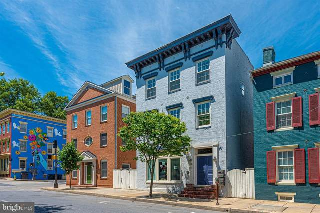 135-B S Market Street 135B, FREDERICK, MD 21701 (#MDFR282242) :: Ultimate Selling Team