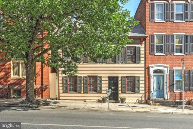373 E Market Street, YORK, PA 17403 (#PAYK158028) :: ExecuHome Realty
