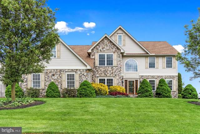 1368 Bee Jay Drive, YORK, PA 17404 (#PAYK158040) :: The Joy Daniels Real Estate Group